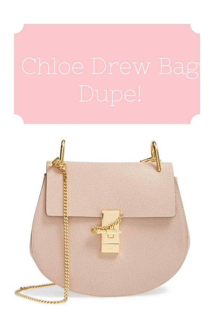 Chloe Drew Bag Dupe: $2350 vs $200  Perfect spring bag