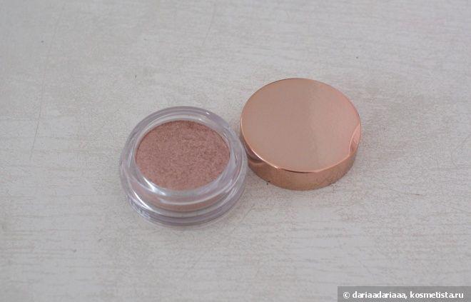 Немного лета Clarins - мерцающие тени для век Clarins Ombre Iridescente Cream-to-Powder Eyeshadow Long-Lasting №01 Aquatic Rose отзывы — Отзывы о косметике — Косметиста