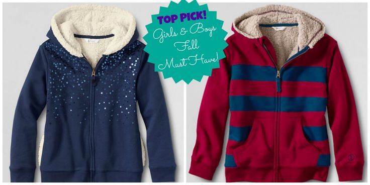 Back To School Kids Style With Lands End