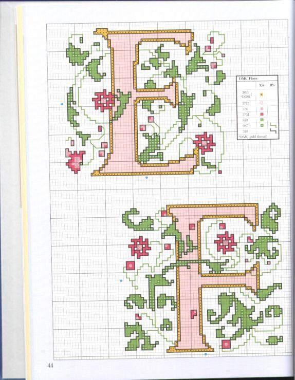 Gallery.ru / Фото #86 - Anna Davidson - 500 Cross-Stitch Blocks - anfisa1
