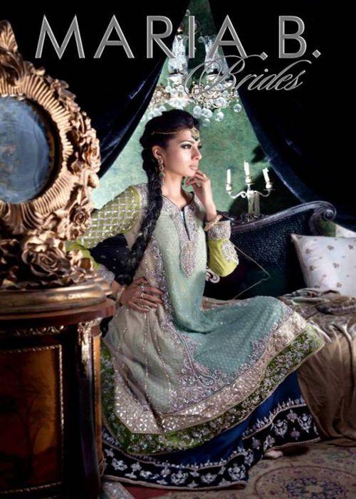 Maria b bridal 2014 pinned By Zartashia