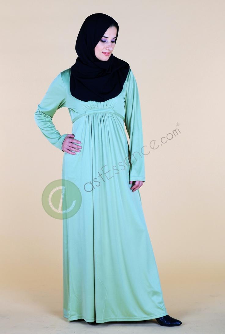 Ihram Kids For Sale Dubai: BACK TIE KNIT ABAYA: Traditional Islamic Clothing For