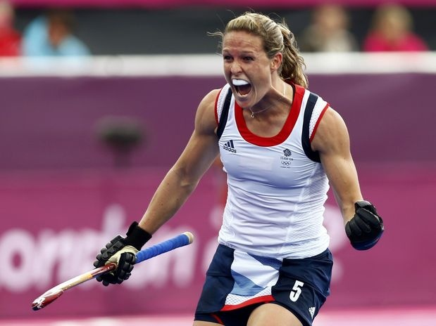 Crista Cullen! Hockey hero!! Awesome player