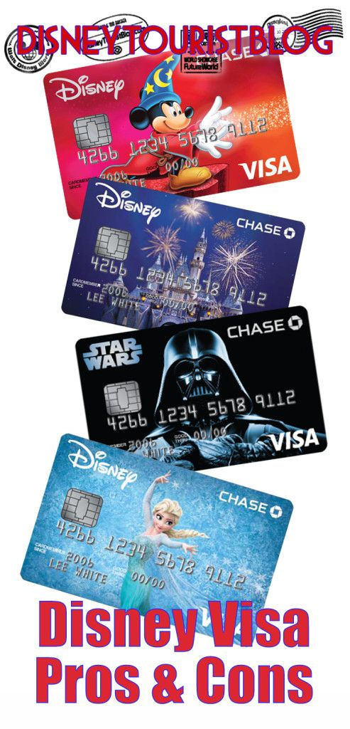 disney credit card bonus offer