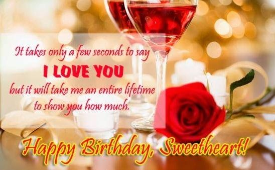 Birthday wishes for girlfriend : Lovely and romantic birthday wishes for girlfriend