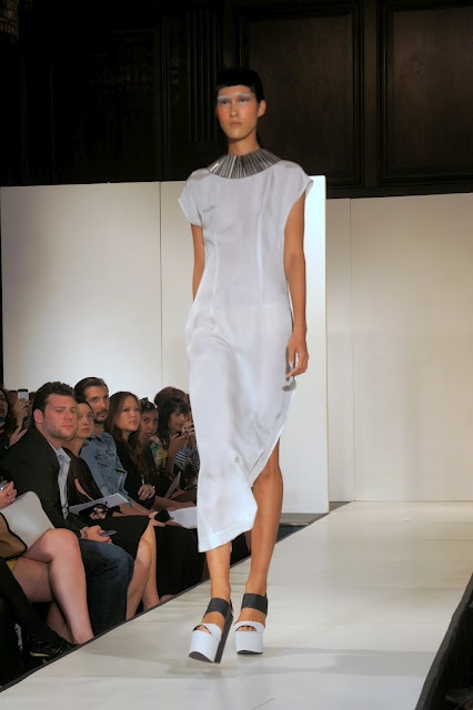 New York Fashion Week: Suzanne Rae S/S13. fashion directed and styled by me - Lotte Sindahl