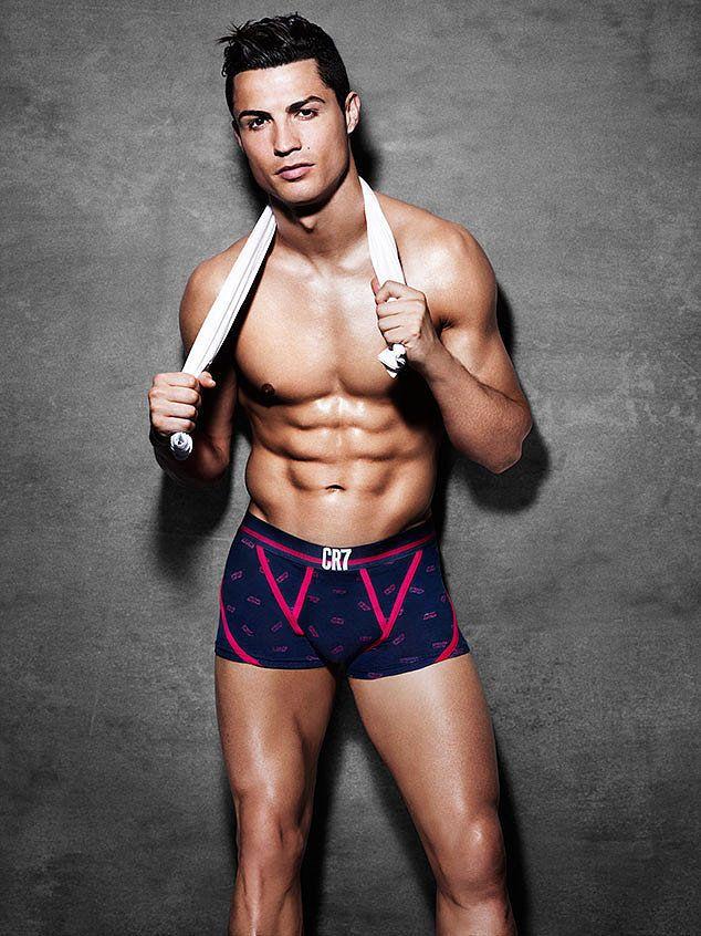 Cristiano Ronaldo + Underwear = Match Made in Heaven