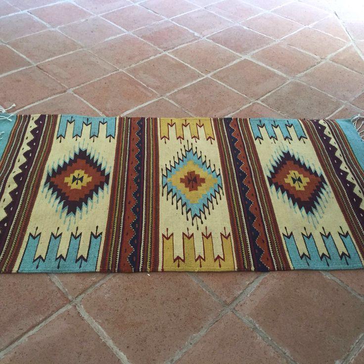 New Zapotec rugs now