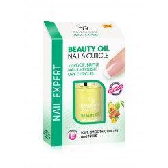 Golden Rose Nail Expert Beauty Oil Nail & Cuticle