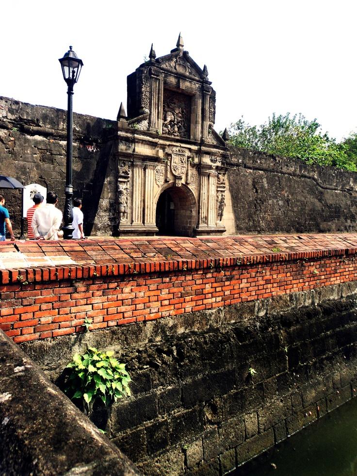 Fort Santiago Visit