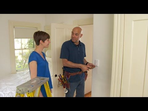 How to Install a Wireless Light Switch - YouTube
