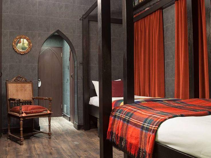 Most Interesting Hotels Harry Potter Hotel