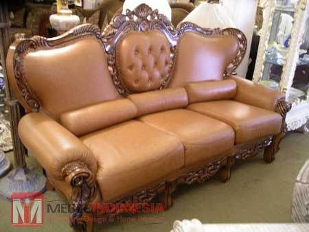 Jepara carving chairs from teak 7