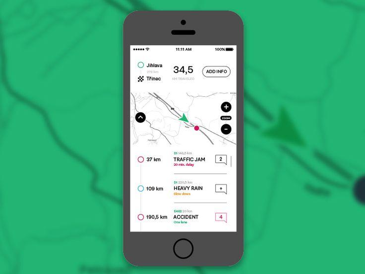 Travel App by Tomas Kopecny