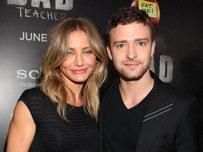 Bad Teacher Premiere - #Camron Diaz with Justin Timberlake