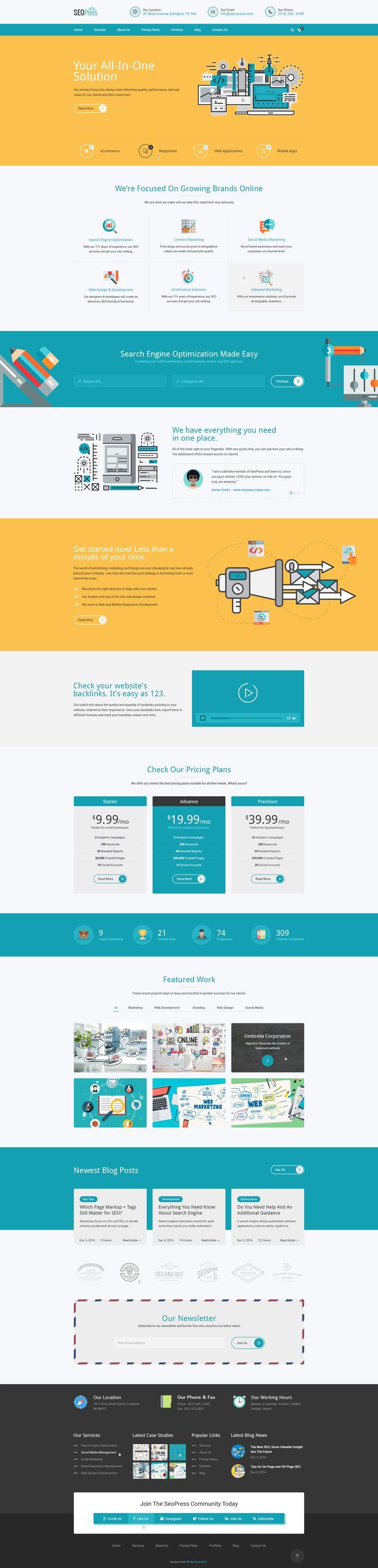 SeoPress Seo u0026 Digital Marketing Agency