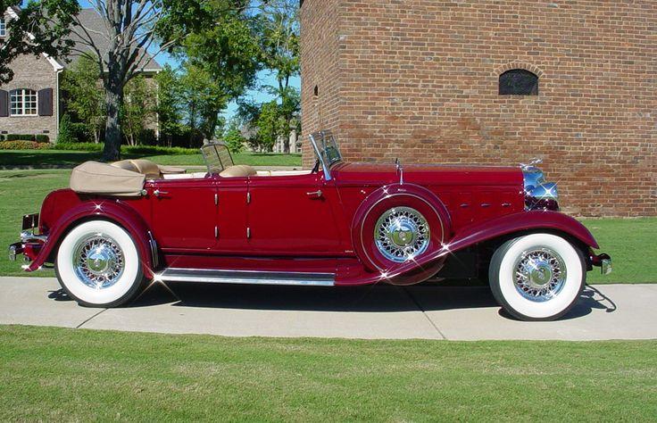 1933 Chrysler Imperial Custom Phaeton