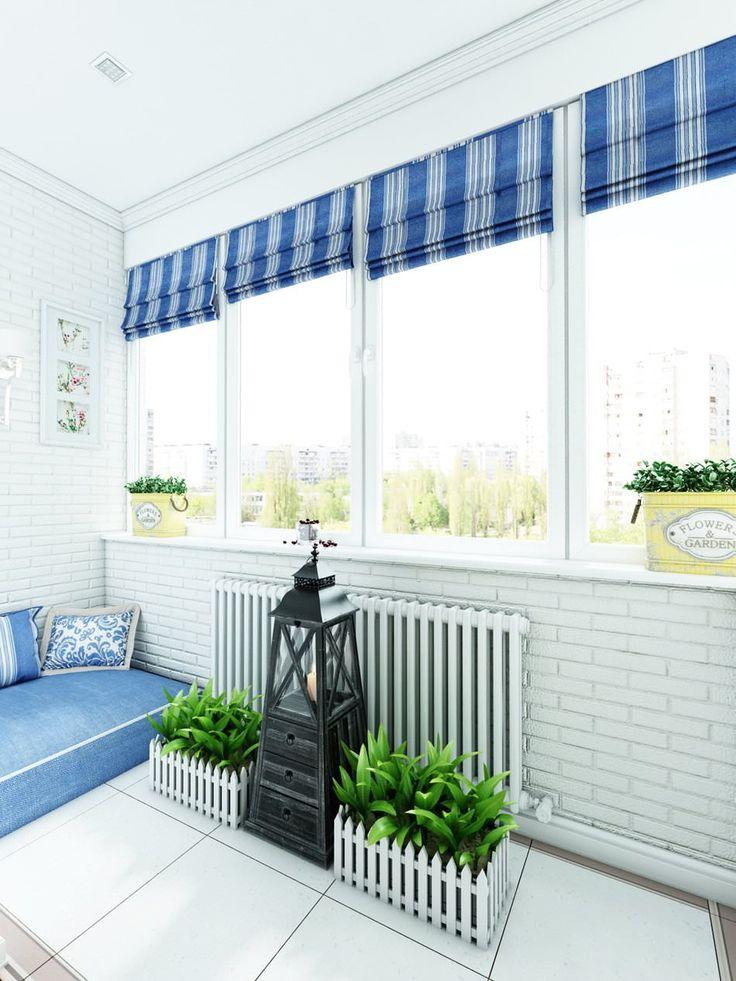 Дизайн квартиры в стиле прованс-1