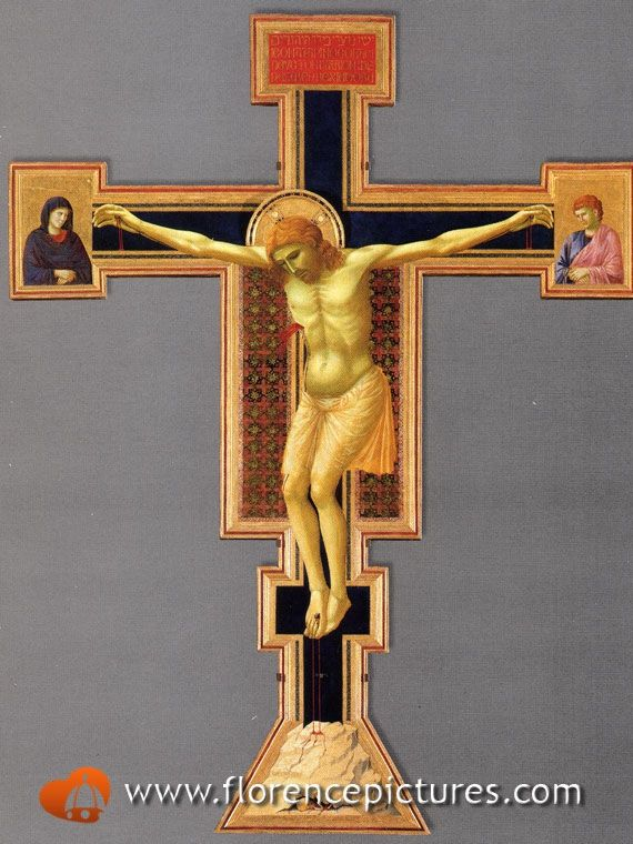 Giotto's Crucifix