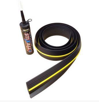 garage door rubber floor seals, rubber floor seals, draught excluders garage doors, weatherstop floor seal,