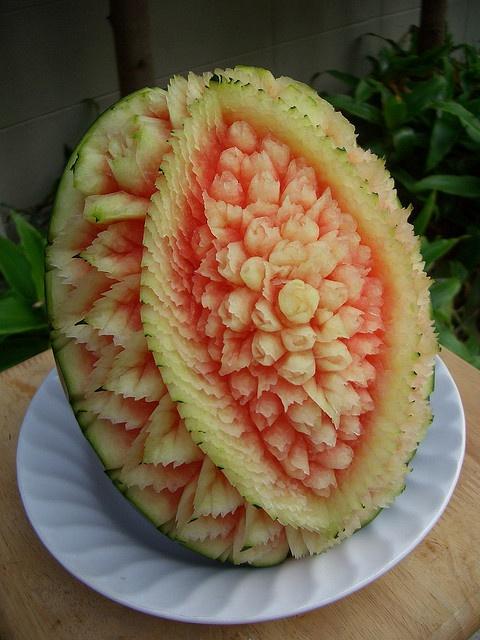✶ Watermelon centerpiece ✶