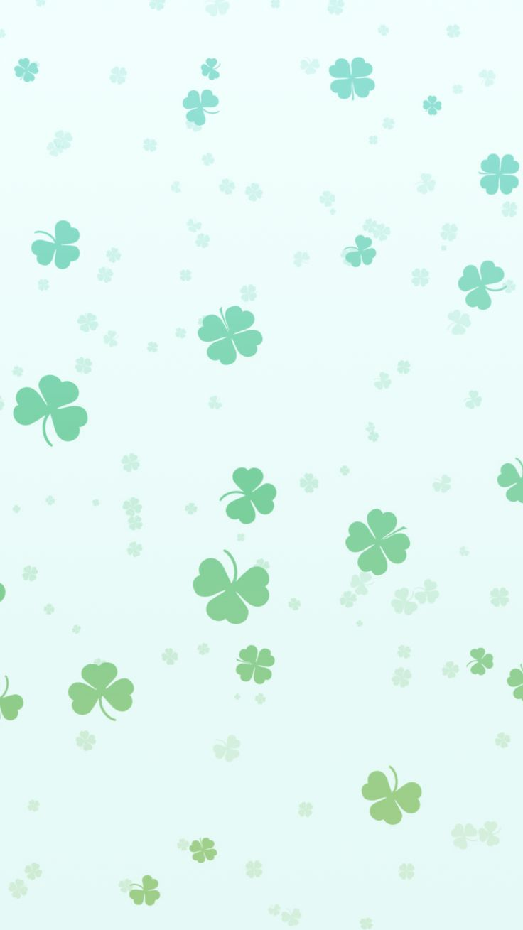 St. Patty's Day Themed iPhone Wallpaper Backgrounds