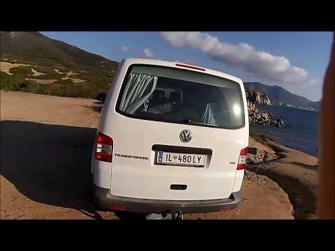 Umbau VW T5 Transporter zu Camper II - YouTube