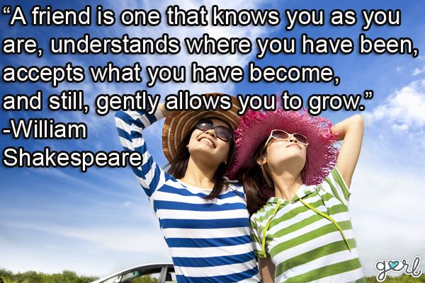 Friendship Quotes For Teenage Girls 17 Best Guy Bff...