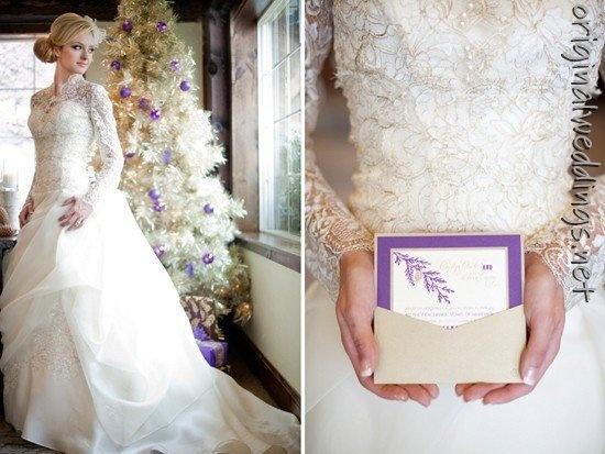 Gorgeous bride, gorgeous gown.