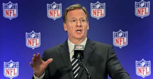 "Goodell Caves Fans Gasp Protesting Players Rejoice As NFL Officials Release Their ""Social Justice"" Plan"