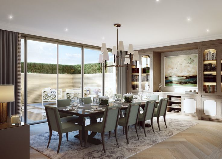 Knighton Place Knightsbridge | Finchatton