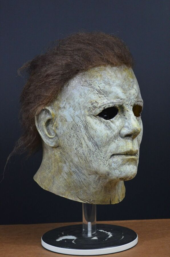 MICHAEL MYERS HALLOWEEN 2018 MASK OFFICIALLY LICENSED TRICK OR TREAT STUDIOS