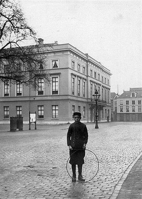 Mariaplaats 1910