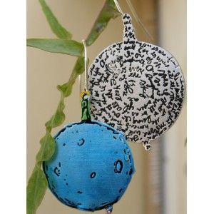 Little prince planet, earrings