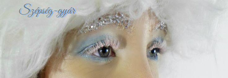 White lashes 2014.winter