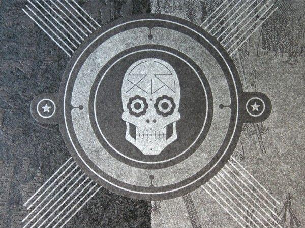 SXSW Squarespace Skull Cards