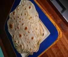 Recipe Too Easy Flat Bread by kylie_consultant - Recipe of category Breads & rolls