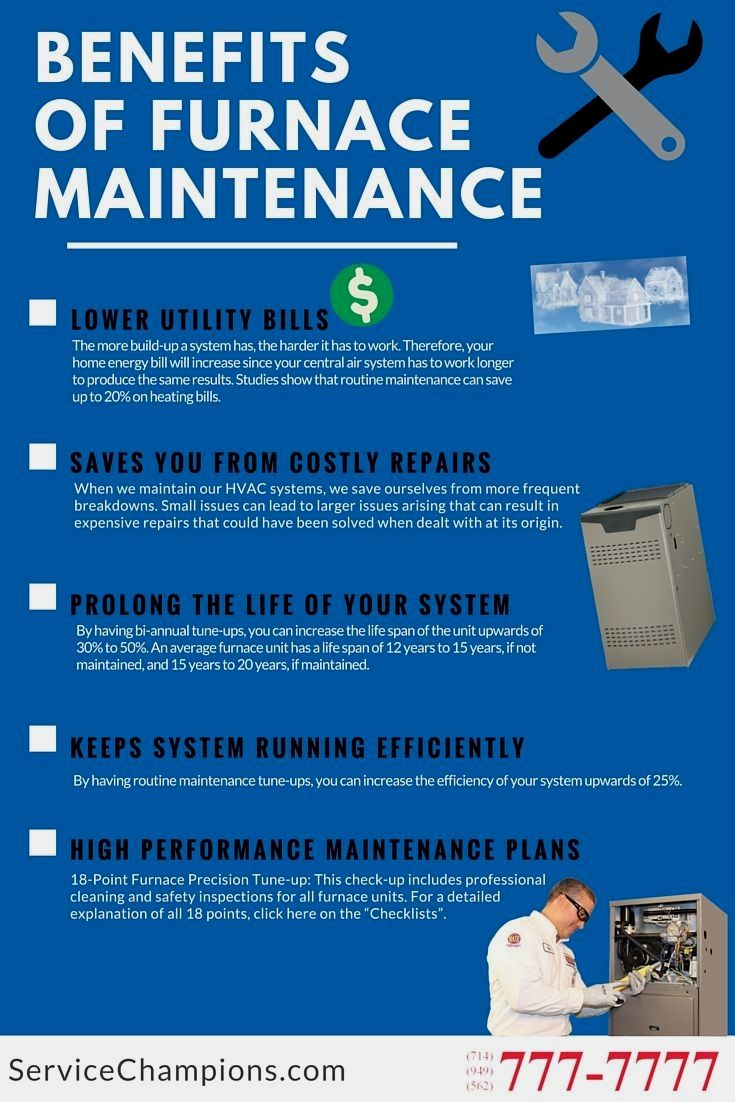 Benefits Of Furnace Maintenance Plans Quality Air Every Time Of The Plumbing Hardware Hvac Maintenance Furnace Maintenance Hvac Repair
