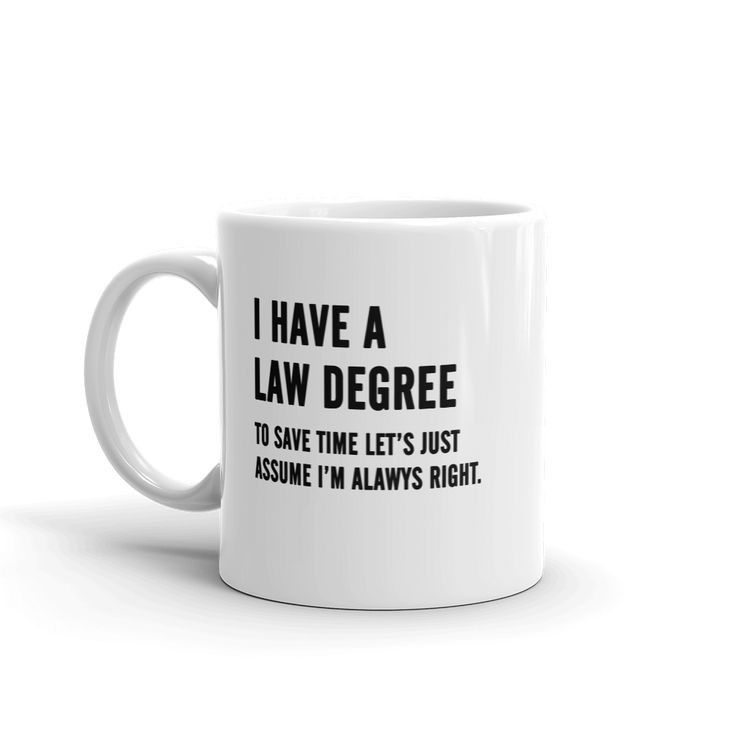 Lawyer Coffee Mugs Funny Lawyer Mug Attorney Coffee Mug Lawyer Gift Lawyer Mugs