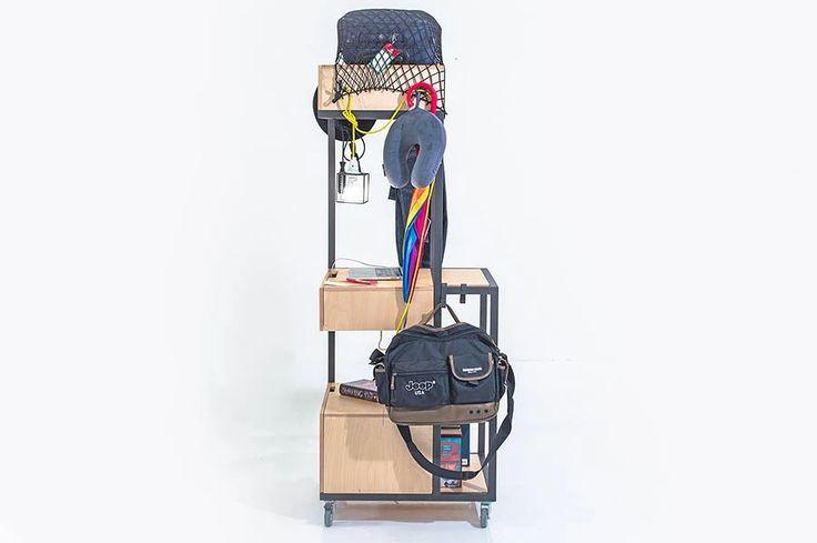 disegno47, mobile furniture, home utility, personal furniture, selfmade furniture, DIY, by Matteo Parigiani
