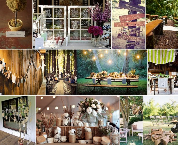 Rustic Wedding Ideas Cheap Rustic Wedding Decor Photograph Rustic Forest Weddin Just Cute Pinterest Wedding Nature And Wedding Ideas