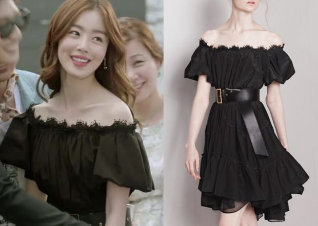 "Han Sun-Hwa in ""Marriage, Not Dating"" Episode 2.   Kosoyoung Dress #Kdrama #MarriageNotDating #연애말고결혼 #HanSunHwa #한선화"