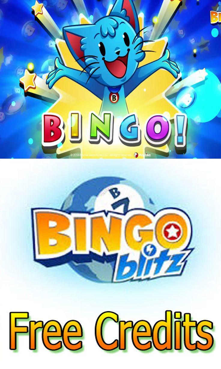 Bingo blitz free credits generator in 2020 Bingo blitz