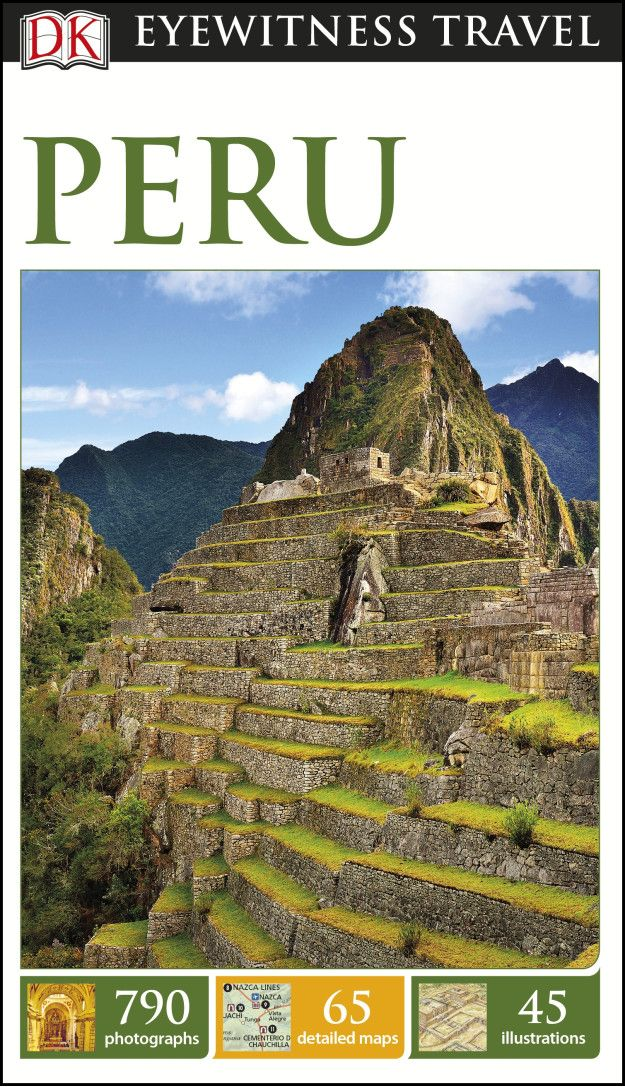 DK Eyewitness Travel Guide: Peru is your indispensable guide to this fantastic part of the world. With historic, world famous and important site Machu Picchu set high in the mountains, this beautiful country has lots to offer!