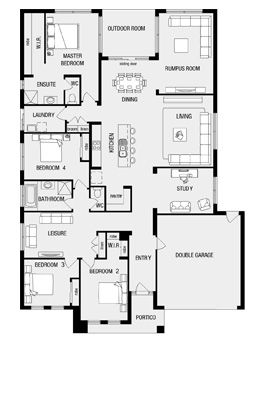 11 best Floor plans images on Pinterest | Floor plans, Arquitetura ...
