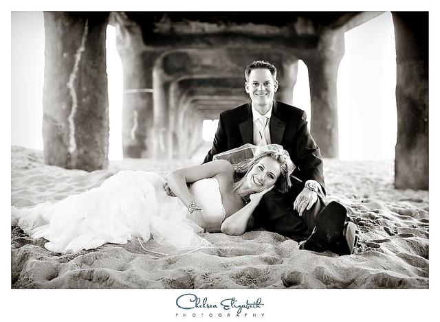 wedding photo op