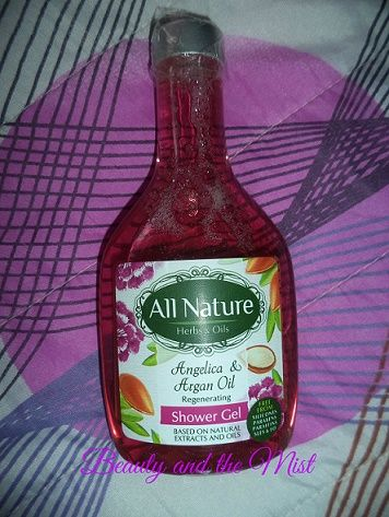 Beauty and the Mist - everything about beauty: All Nature Hair and Body Products Review