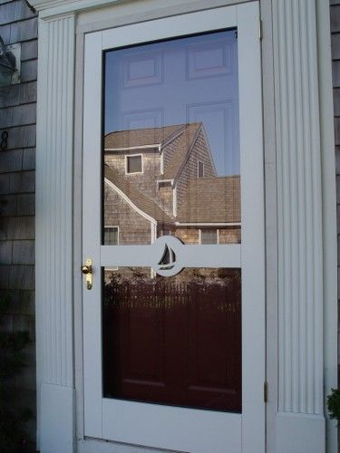 Best 25 Custom Screen Doors Ideas On Pinterest