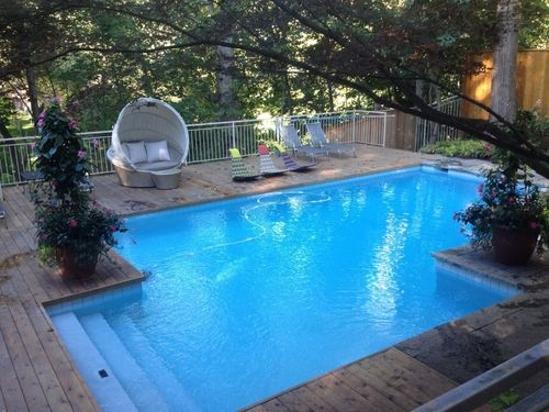 17 Best Images About Pools Finished With Ecofinish Aquabright On Pinterest Gardens Quebec