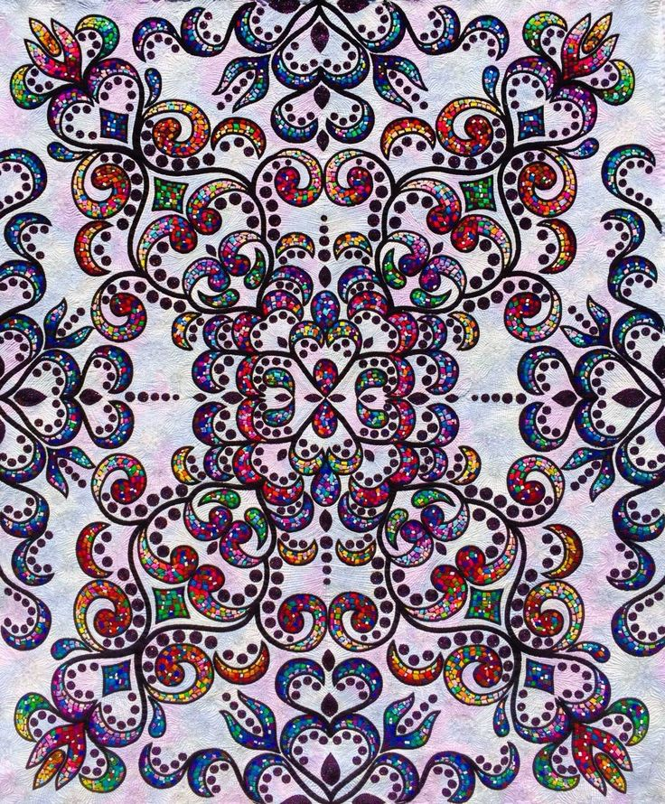 Sparkling Quilt